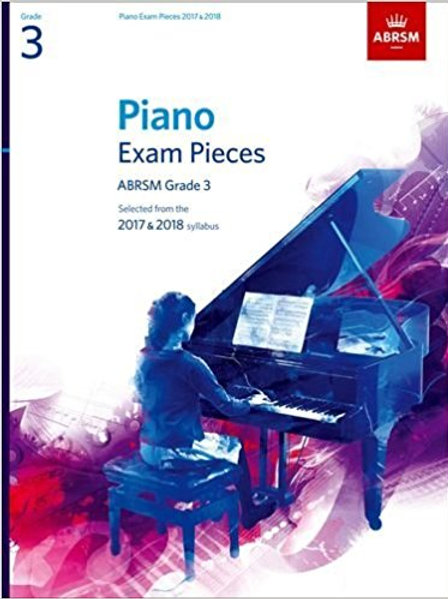Grade 3 Piano Package