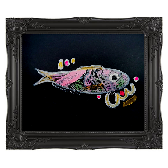 The Gambia Project- Fish 1