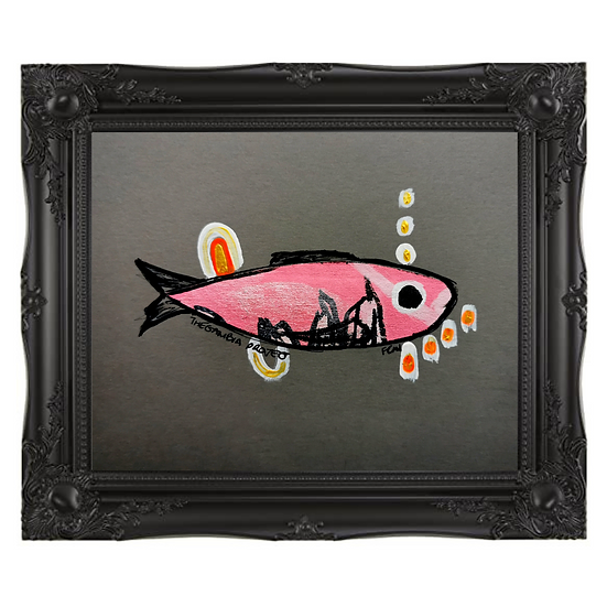The Gambia Project- Fish 8