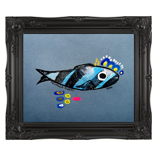 The Gambia Project- Fish 3