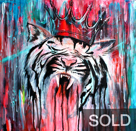 Fierce & Free- SOLD
