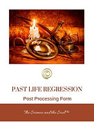 Cover of Closing off Past Life Regressio
