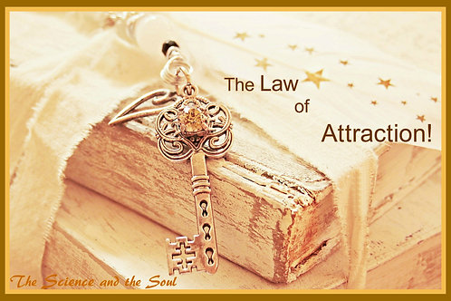 The Magic behind the Law of Attraction