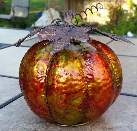 Metal Pumpkin