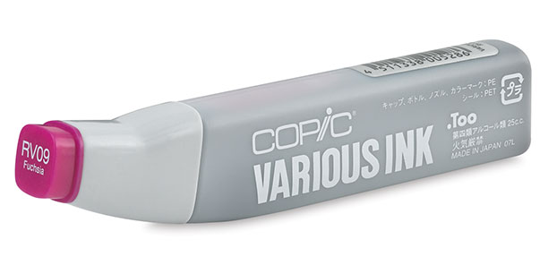 COPIC marker refills