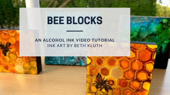 Alcohol Ink Video Tutorial