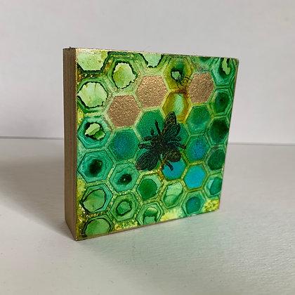 Mini Bee Block