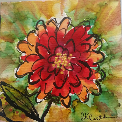 Bright & Bold Canvas