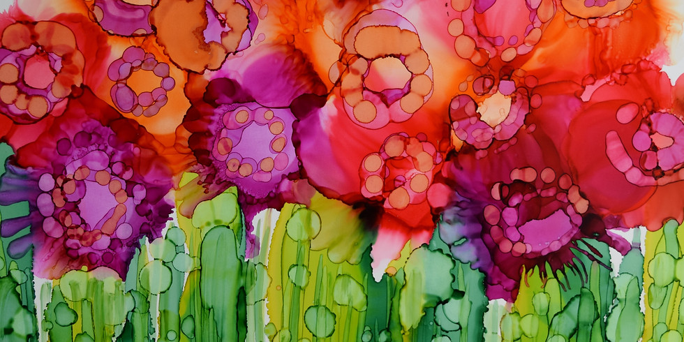 SOLD OUT: Abstract Florals