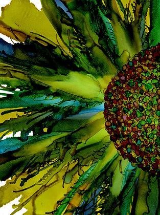 """Sunflower no. 9"""