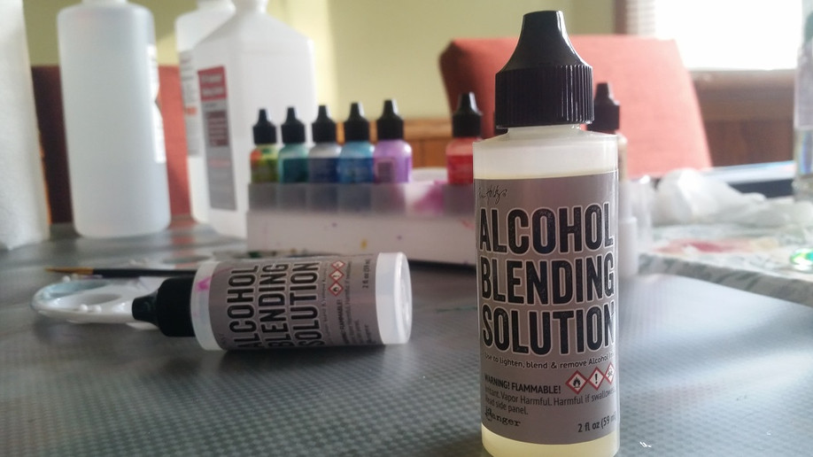 Recipes for DIY Alcohol Blending Solution