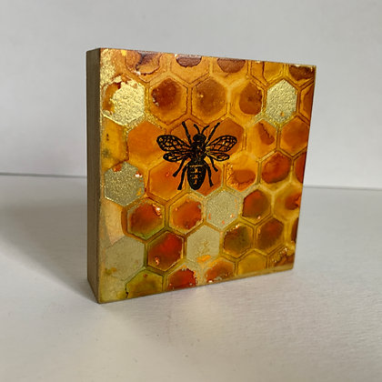 Mini Bee Block