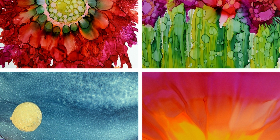 Abstract Florals & Landscapes