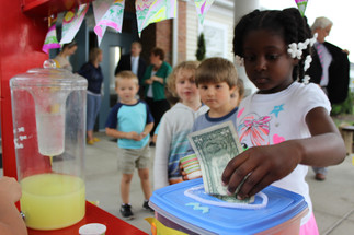 Lemonade Stand Offers Life Lessons