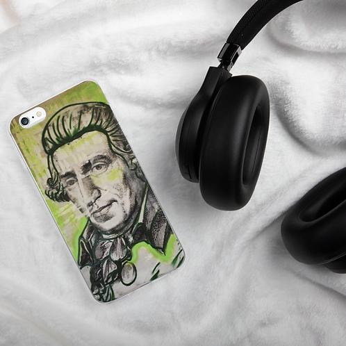 iPhone Case - Joseph Haydn - by Schirka El Creativo