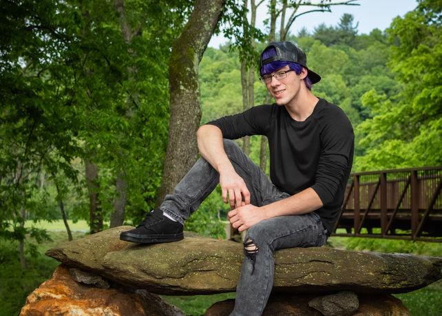Professional Senior Photographer Rocky Mount, VA