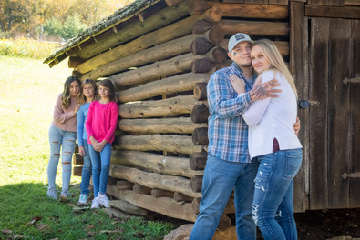 Professional Family Photographer Wirtz Va