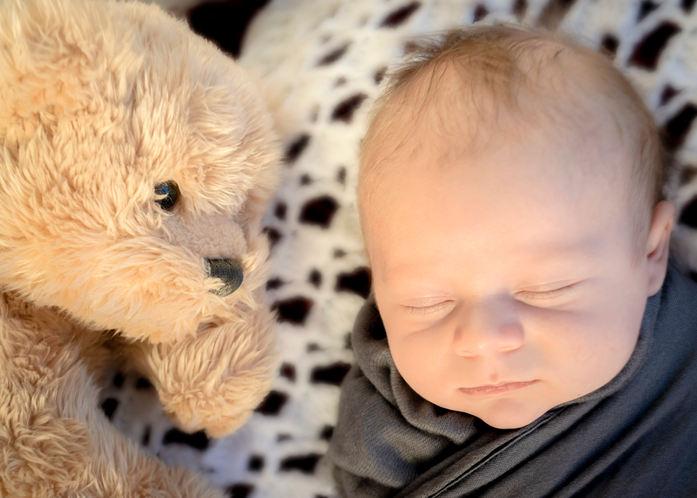 Newborn Photographer near Ferrum VA