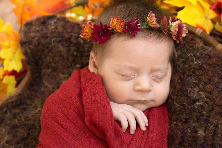 Natural Newborn Photographer located near Moneta, VA