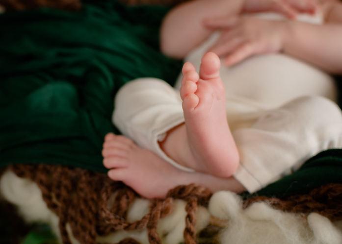 Moneta Newborn Photographer