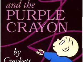Harold and the Purple Crayon Sequence Podcast Notes (9/6/21)
