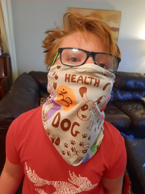 Child Large Gaiter Mask