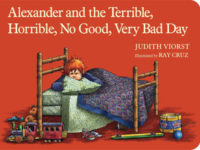 Alexander and the Terrible Horrible No Good Very Bad Day (Podcast Notes 9/13/2021)