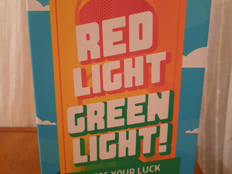 Game Review: RED LIGHT GREEN LIGHT!