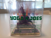 Pride Month: Rainbow Yoga Joes