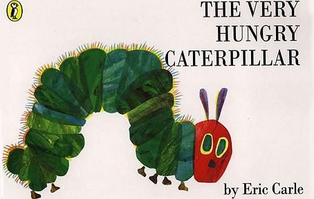 Sequence: The Very Hungry Caterpillar