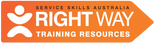 SSA Right way training resources stamp