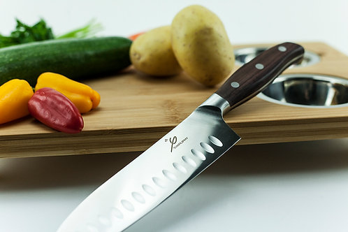 VERSACHOP Duo with Premium Santoku Knife