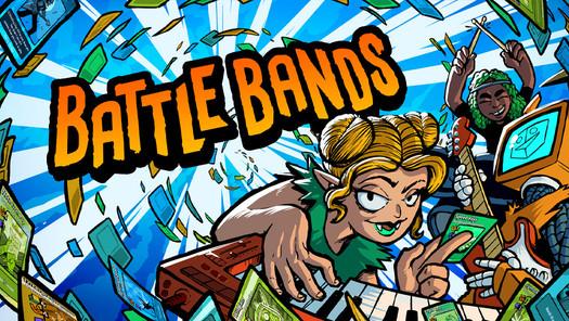 Battle Bands - Music & Sound Design