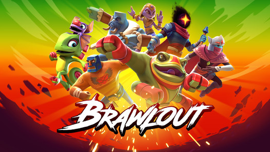 Brawlout - Music and Trailer Audio