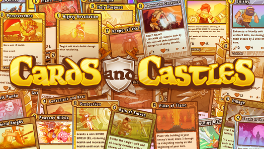 Cards and Castles - Music and Sound Design
