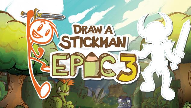 Draw a Stickman Epic 3 - Trailer Audio