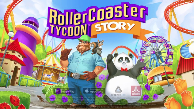 Roller Coaster Tycoon Story - Music and Sound Design
