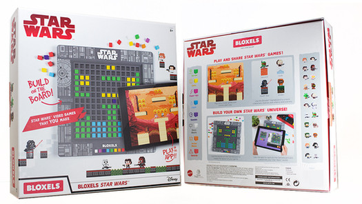 Bloxels Star Wars - Music and Sound Design