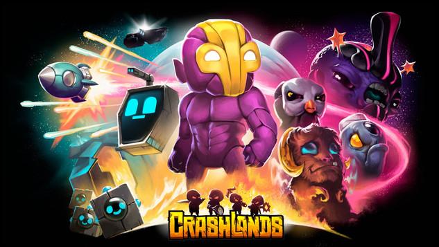 Crashlands - Music and Sound Design