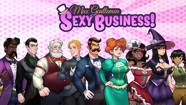 Max Gentlemen Sexy Business - Music and Sound Design