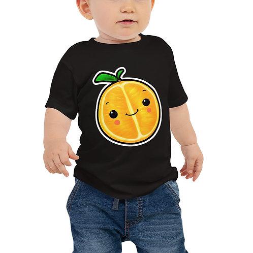 Baby Jersey Short Sleeve Tee - Orange