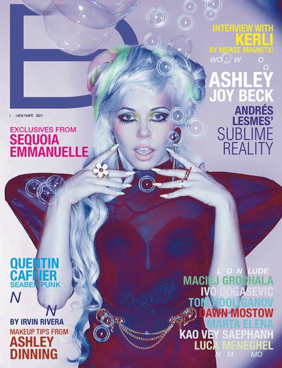 Dark Beauty Magazine Issue 17