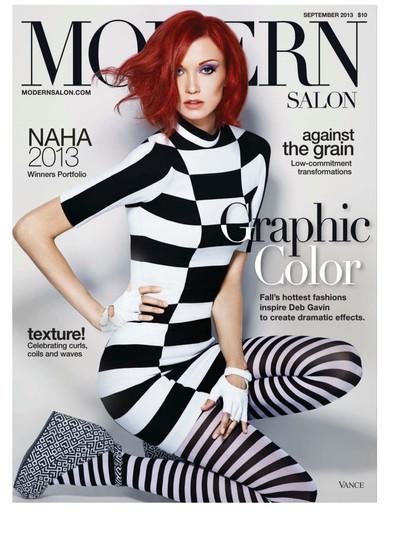 Modern Salon Sept. Issue 2013