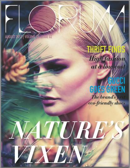 Florum Fashion August 2012