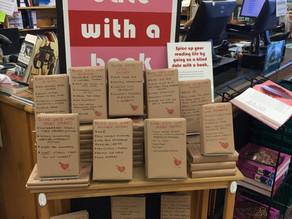 Blind Date with a book: um encontro às cegas para se apaixonar por um livro