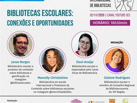 9º Seminário Internacional de Bibliotecas e  66ª  Feira do Livro de Porto Alegre: Inscrições Abertas