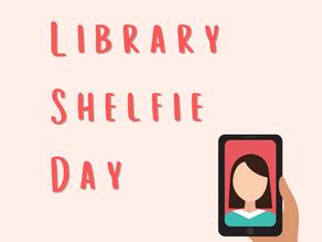 Library Shelfie Day: compartilhando amor pelas bibliotecas