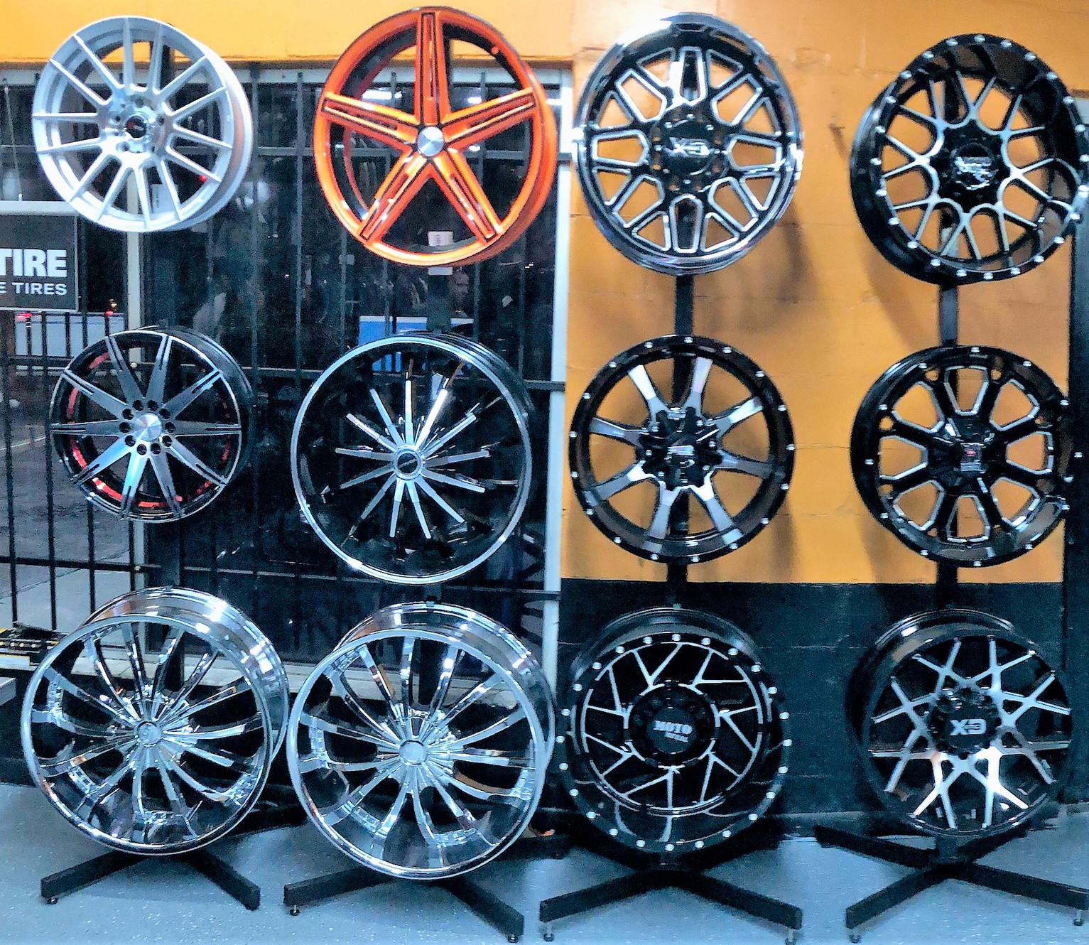 Nearest Used Tire Shop >> Best New Used Tires Wheels Orlando Fl Addis Tire Outlet
