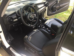 Interior Detail Before & After