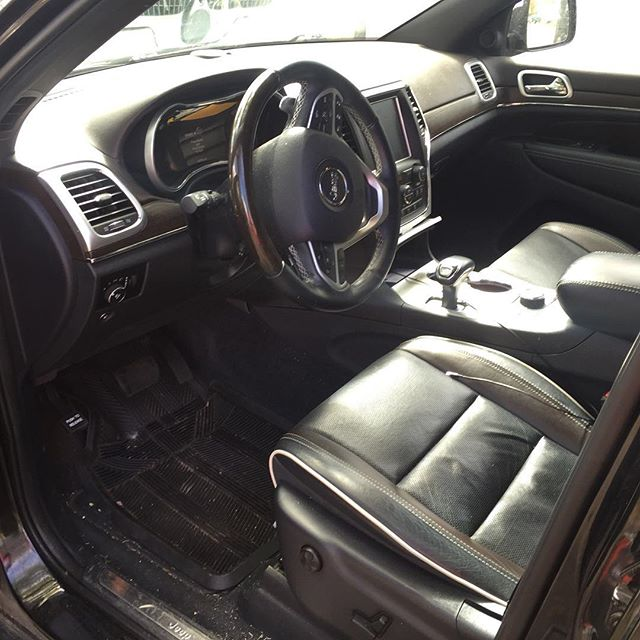 Interior detailing BEFORE_ _#clearshinedetail  #mobiledetail #fayettevillear #northwestarkansas